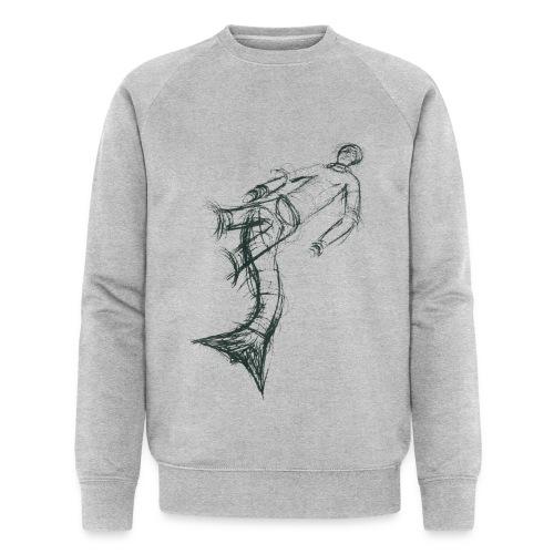 Aquarius - Men's Organic Sweatshirt by Stanley & Stella