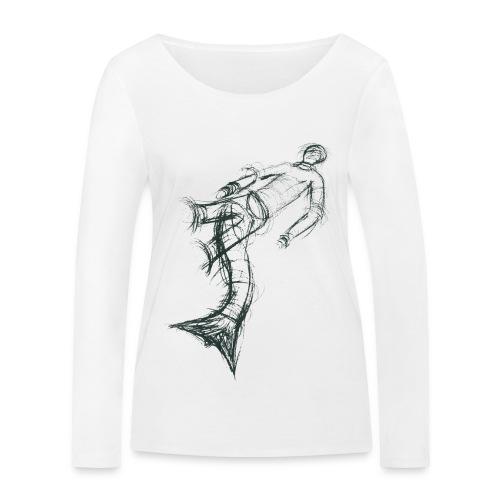 Aquarius - Women's Organic Longsleeve Shirt by Stanley & Stella