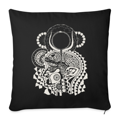 Magdalena - Sofa pillow cover 44 x 44 cm