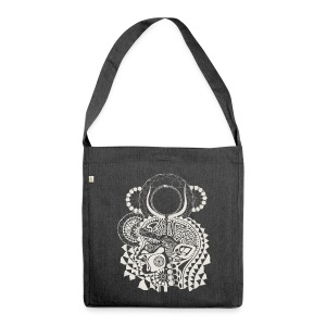 Magdalena - Shoulder Bag made from recycled material