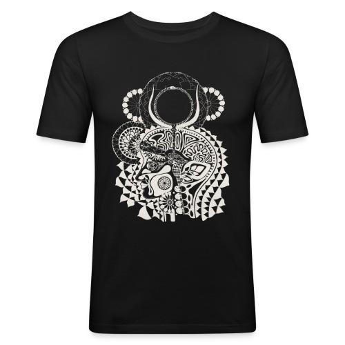 Magdalena - Men's Slim Fit T-Shirt