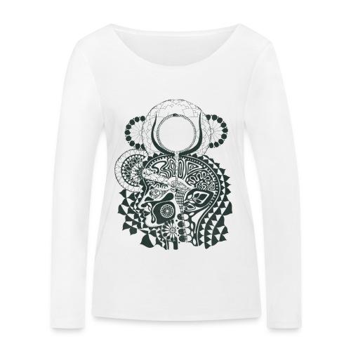 Magdalena - Women's Organic Longsleeve Shirt by Stanley & Stella