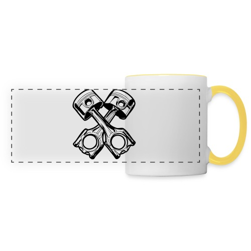 Two Cylinder - Panoramic Mug
