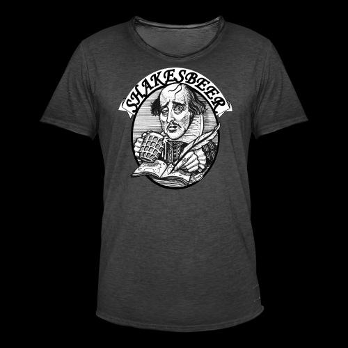 Shakesbeer - Men's Vintage T-Shirt