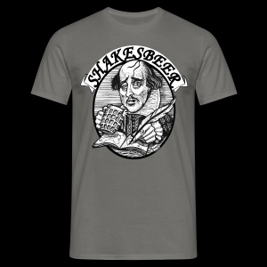 Shakesbeer - Men's T-Shirt