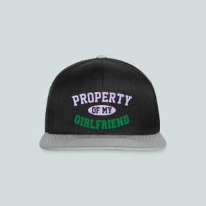 Property pf my Girlfriend - Snapbackkeps