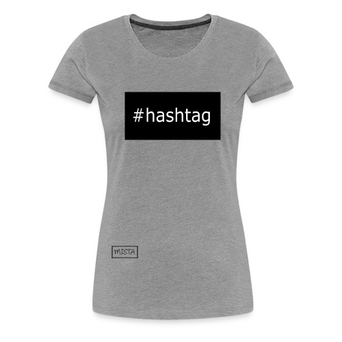 # Tshirt Women - Frauen Premium T-Shirt