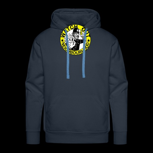 Neighbourhood Watch Out! - Men's Premium Hoodie