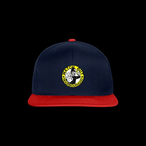 Neighbourhood Watch Out! - Snapback Cap