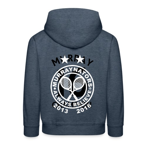Murraynator 2 Star. Ladies Sweatshirt - Kids' Premium Hoodie
