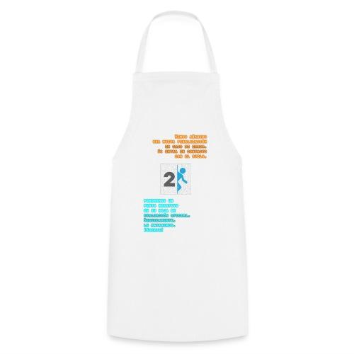 Portal T-Shirt - Delantal de cocina
