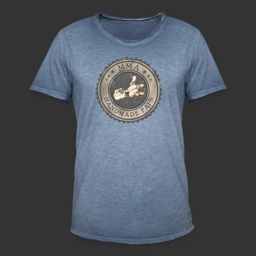 MMA -retro - Männer Vintage T-Shirt