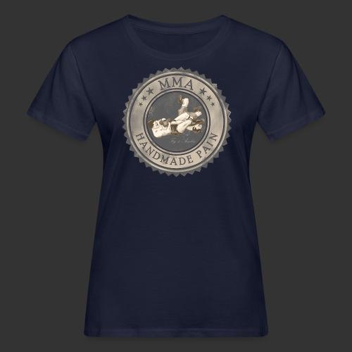 MMA -retro - Frauen Bio-T-Shirt