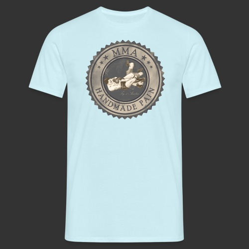 MMA -retro - Männer T-Shirt