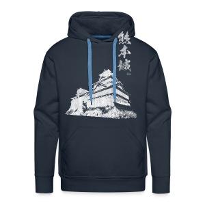Castle of Kumamoto - Men's Premium Hoodie