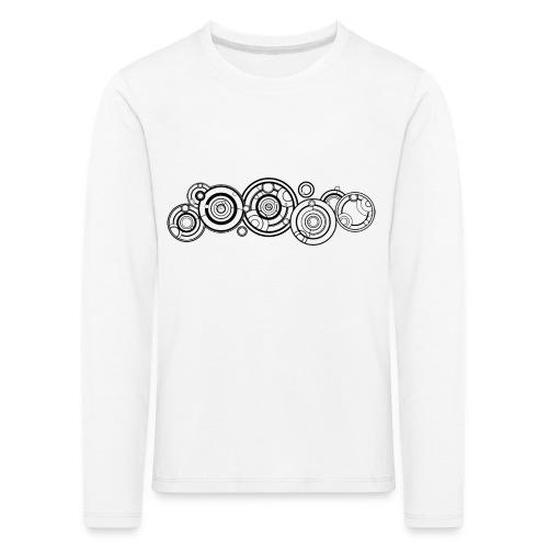 Gallifrayan - Kids' Premium Longsleeve Shirt