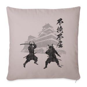 Wilfulness - Sofa pillow cover 44 x 44 cm