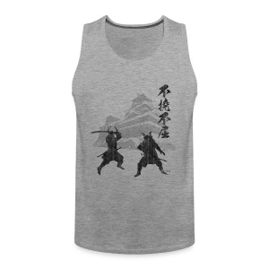 Wilfulness - Men's Premium Tank Top