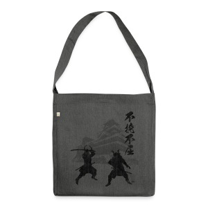 Wilfulness - Shoulder Bag made from recycled material