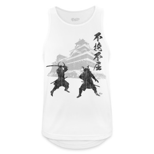 Wilfulness - Men's Breathable Tank Top