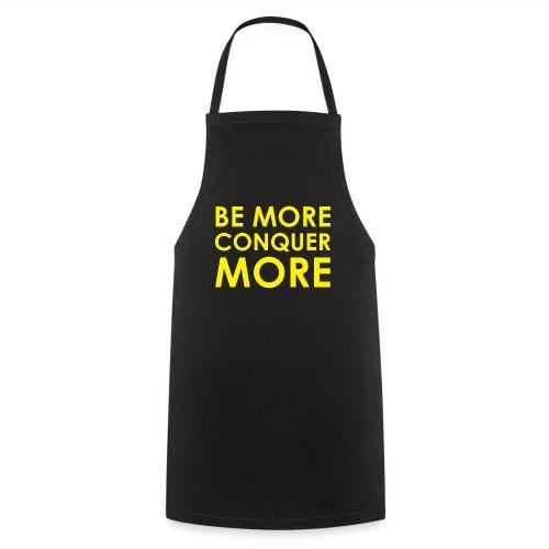 Men's T-Shirt - Black - Cooking Apron