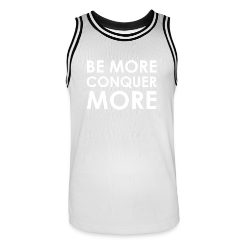 Men's T-Shirt - Black - Men's Basketball Jersey