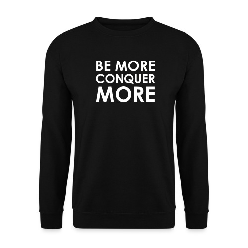 Men's T-Shirt - Black - Men's Sweatshirt