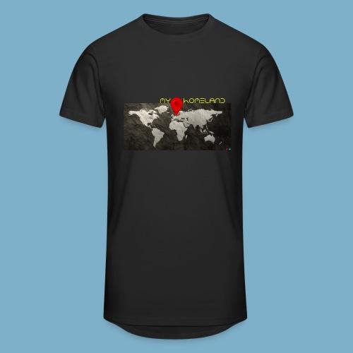 Homeland motiv  - Männer Urban Longshirt