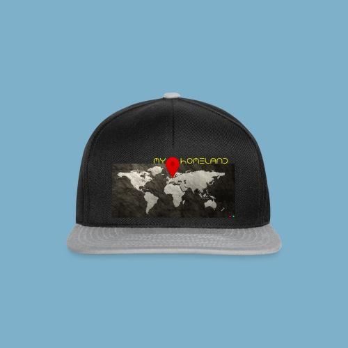 Homeland motiv  - Snapback Cap