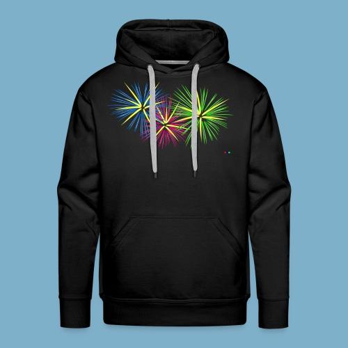 Fireworks Feuerwerk - Männer Premium Hoodie