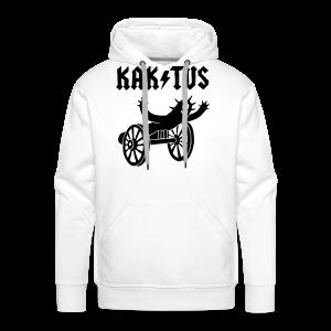 T-Shirt KAK / TUS mit Glitzerdruck - Männer Premium Hoodie