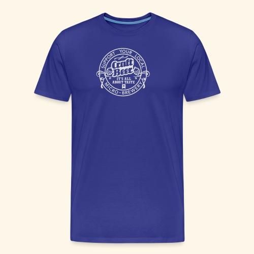 Craft Beer, Original - Männer Premium T-Shirt