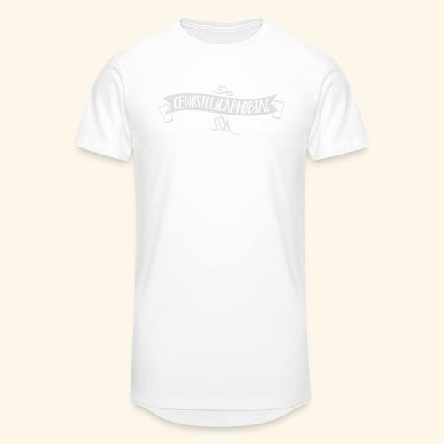 spassprediger.de presents: Cenosillicaphobiac - Männer Urban Longshirt