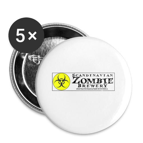 Brewery cup - Buttons small 25 mm