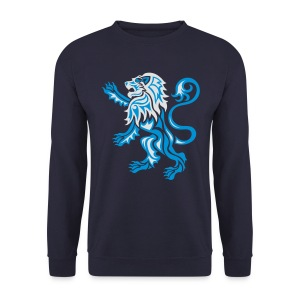 Alba Tribal Lion Rampant - Men's Sweatshirt