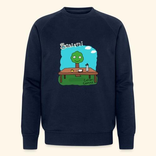Baumi - Tee für alle! *bunt* - Männer Bio-Sweatshirt von Stanley & Stella