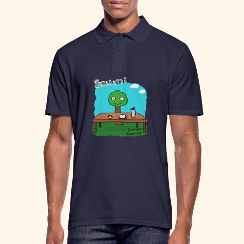 Baumi - Tee für alle! *bunt* - Männer Poloshirt