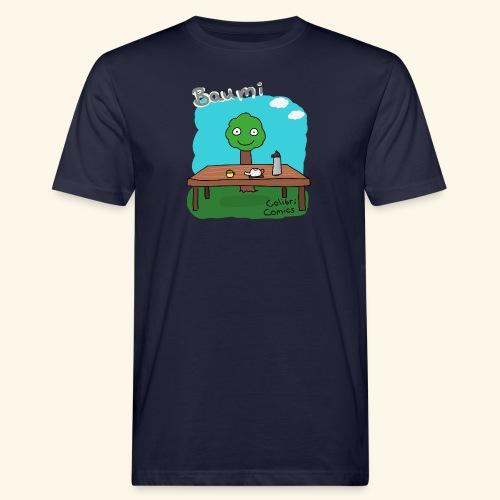 Baumi - Tee für alle! *bunt* - Männer Bio-T-Shirt
