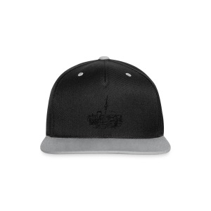 Panorama of Berlin - Contrast Snapback Cap