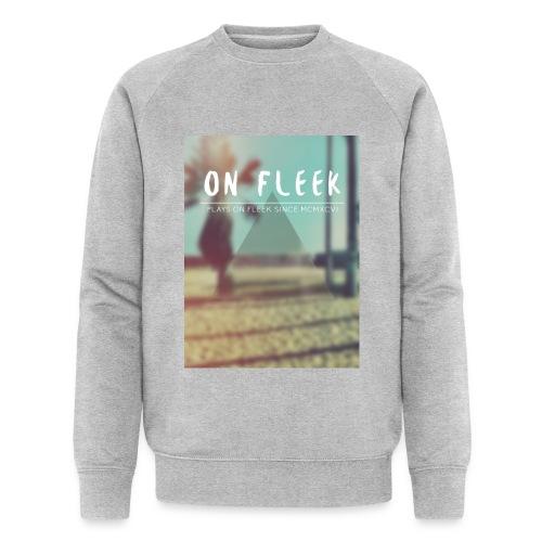 ON FLEEK HIPSTER version - Männer Bio-Sweatshirt von Stanley & Stella