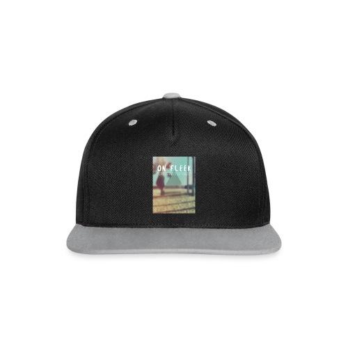 ON FLEEK HIPSTER version - Kontrast Snapback Cap