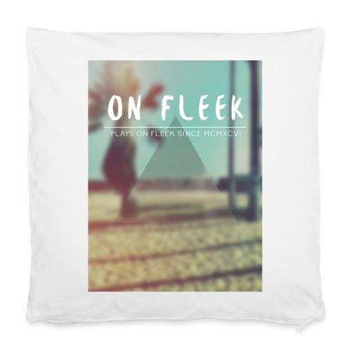 ON FLEEK HIPSTER version - Kissenbezug 40 x 40 cm