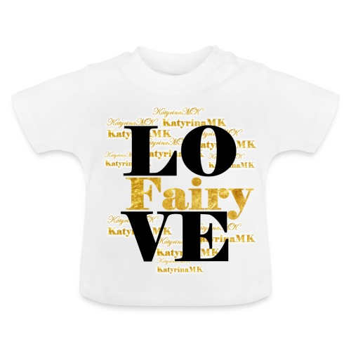 Golden Edition KatyrinaMK Shirt für Teens - Baby T-Shirt