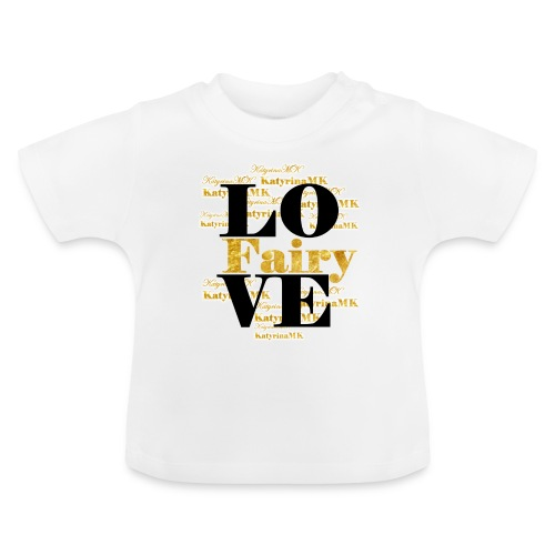 Golden Edition KatyrinaMK Shirt für Teens - Baby T-Shirt