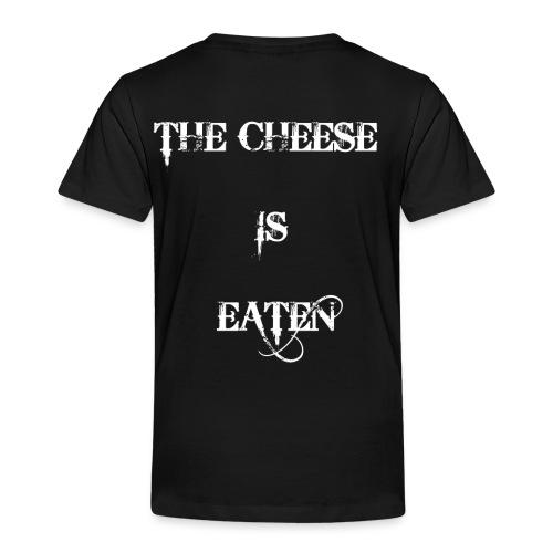 Sprüche Witzig Lustig Sprichwort Käse Cheese - Kinder Premium T-Shirt