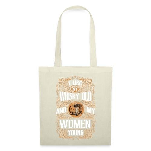 Whisky - Stoffbeutel