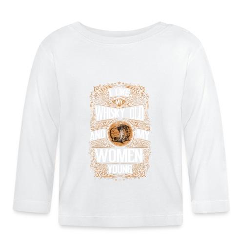 Whisky - Baby Langarmshirt