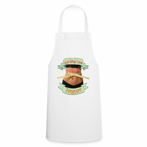Healthy living  - Cooking Apron