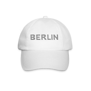 BERLIN Dot font Other - Baseball Cap