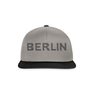 BERLIN Dot font Other - Snapback Cap